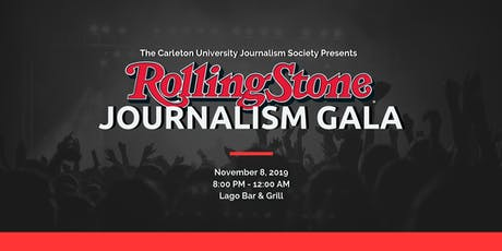 ROLLING STONE: Journalism Gala tickets
