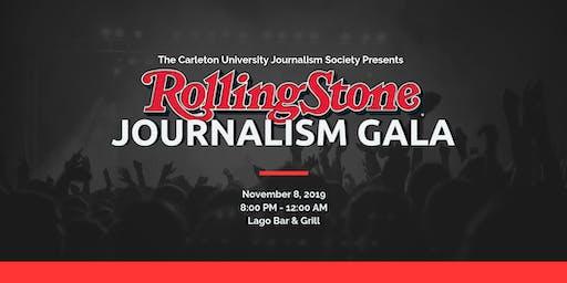 ROLLING STONE: Journalism Gala
