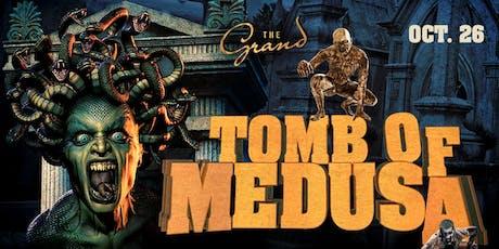 Tomb of Medusa Halloween 2019 at The Grand Nightclub tickets
