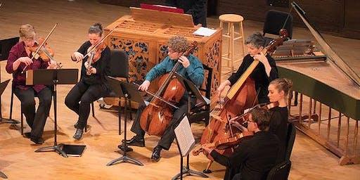 2020 Pacific Baroque Festival - FASHIONABLY LATE