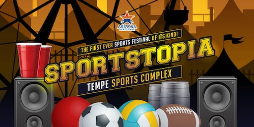 Sportstopia - The First Ever Sports Festival Of Its Kind