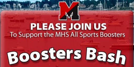2nd Annual Boosters Bash