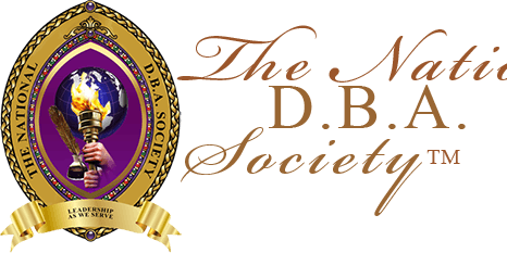 The National D.B.A. Society Membership Drive & Fundraiser