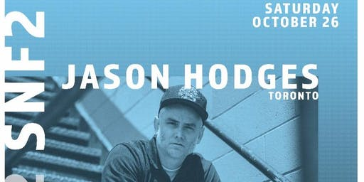 Saturday Night Fever Presents: JASON HODGES