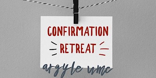 Confirmation Retreat 2019!