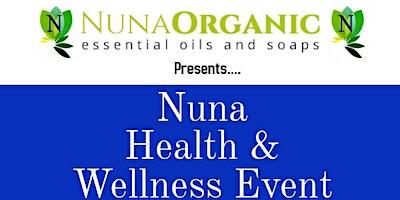 Nuna's Health & Wellness Event