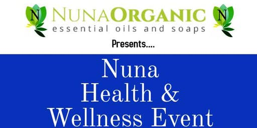Nuna's Health & Wellness Event