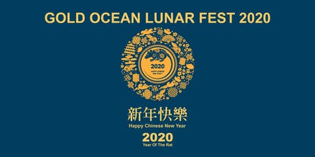 Gold Ocean Lunar Fest Mingle 2020 - Year Of The Rat tickets
