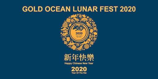 Gold Ocean Lunar Fest Mingle 2020 - Year Of The Rat