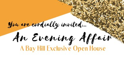 An Evening Affair - A Bay Hill Exclusive Open House