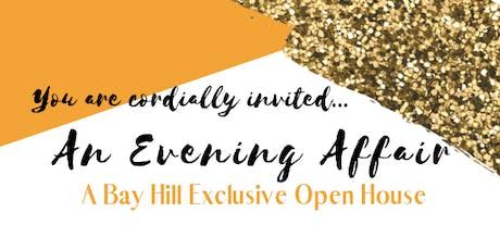 An Evening Affair - A Bay Hill Exclusive Open House tickets