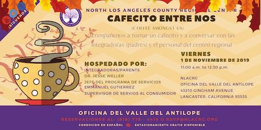 AV Cafecito Entre Nos - 1 de noviembre de 2019