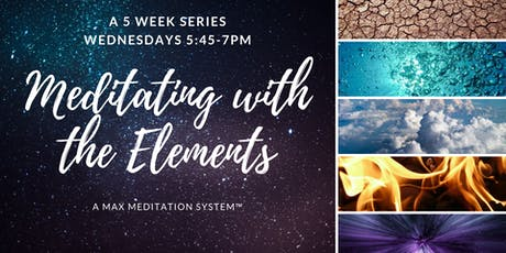 Meditating with the Elements tickets