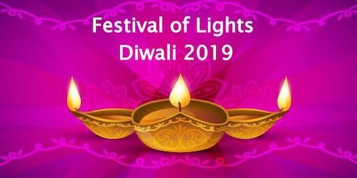 Cambourne Diwali Celebration 2019 - Festival of lights
