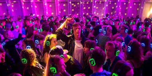 MK Ultra presents : Silent Disco at Hong Kong Lounge