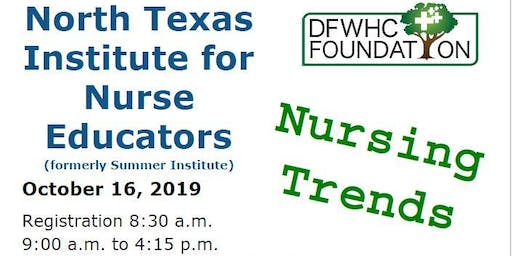 North Texas Institute for Nurse Educators
