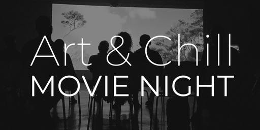 Art & Chill | October Movie Night
