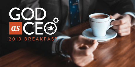 God as CEO Breakfast: Mentorship tickets