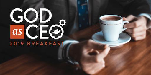 God as CEO Breakfast: Mentorship