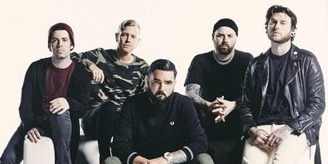 A Day To Remember – The Degenerates Tour tickets