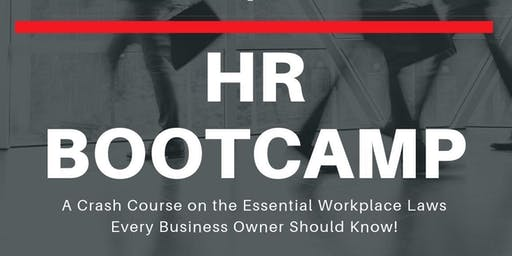 HR Bootcamp for Business Owners