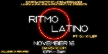 27th Annual RITmo Latino: Cultural Dance Party tickets