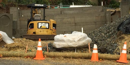 Erosion Control Requirements for Construction Sites