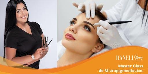Master Class Gratis de Micropigmentación y Microblading
