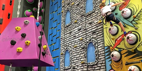 Calgary Climbing Centre: Climb Park and optional climbing lessons - K@H tickets