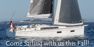 Sailing Cruise of San Francisco Bay - Saturday November 16th