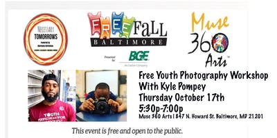 Necessary Tomorrows |Muse 360 Arts | Youth Arts Day Kyle Pompey Photography