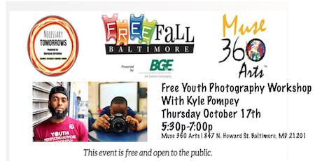 Necessary Tomorrows  Muse 360 Arts   Youth Arts Day Kyle Pompey Photography tickets