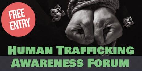 Human Trafficking Awareness Panel tickets
