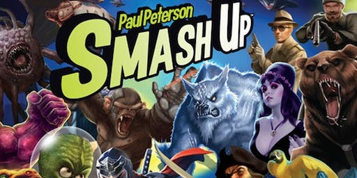 Smash Up Tournament