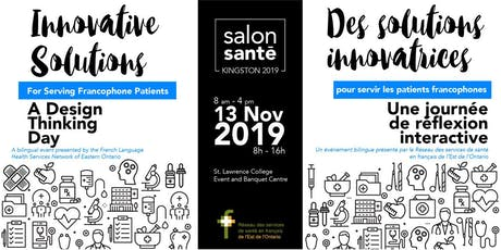 Salon Santé Kingston 2019 tickets