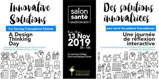 Salon Santé Kingston 2019