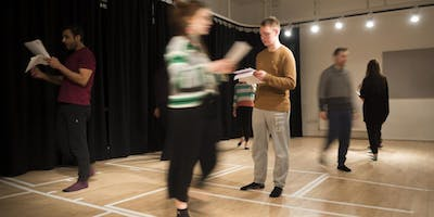 Acting: The Play - Evening Course (Mon/Wed) Spring Term 2020
