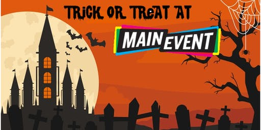 Main Event Austin Family Fun Halloween