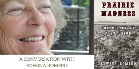 Author Talk and Book Signing: A Conversation with Edwina Romero tickets