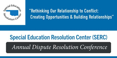 SERC 2019 Annual Dispute Resolution Conference tickets
