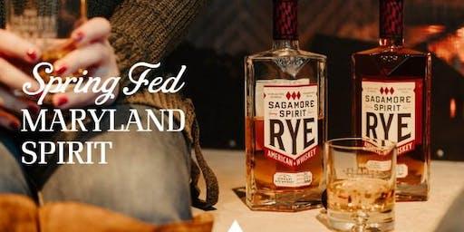 Sagamore Rye Tasting