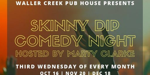 Skinny Dip Comedy Night