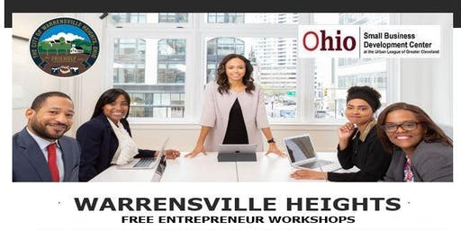 How to Start & Sustain a Business - Free Entrepreneur Workshop