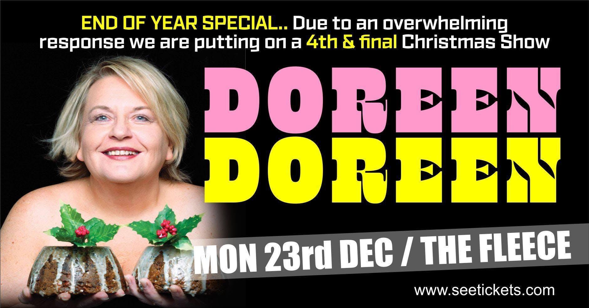 Doreen Doreen Xmas Party