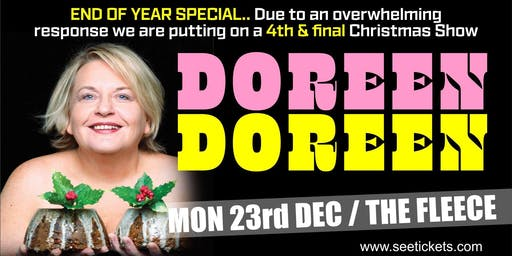 Doreen Doreen Xmas Party