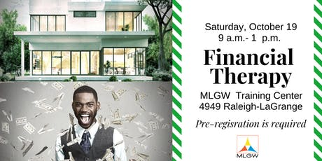 MLGW Financial Therapy tickets
