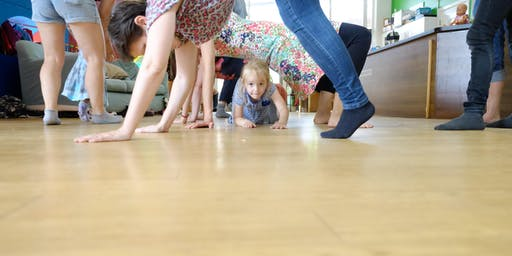 Becoming Mums and Babies Movement Lab