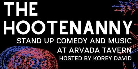 Comedy Night: The Hootenanny