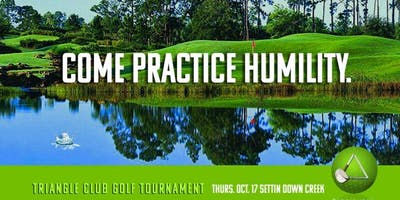 Atlanta Triangle Club Golf Tournament/Scholarships /10:30AM Shotgun $100.00