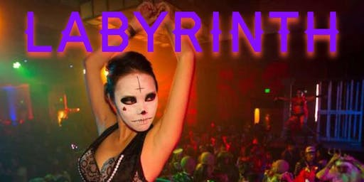 CLUB LABYRINTH NYC * HALLOWEEN PARTY * MIDTOWN NYC * OCT 31 * COUPLES & SINGLES